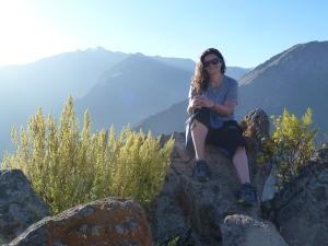 Evening Hike, Cabanaconde, Peru