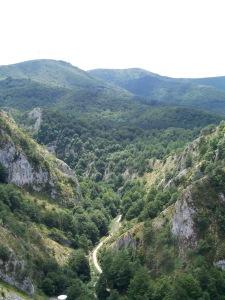 Arantzazu, Basque region, Spain
