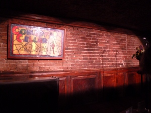 Comedy Cellar Stage
