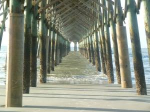 Folly Beach, near Charleston, S.C.
