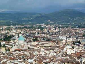 Florence from Duomo