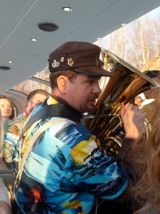Polka Band, Alaska Ski Train-Curry, 2011