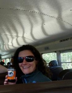 Post-Race Beer, Chena Hot Springs, Fairbanks