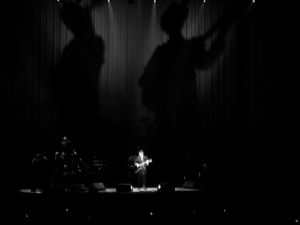 Leonard Cohen-New York, 2012