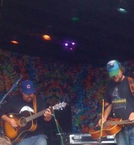Greensky Bluegrass at Salmonstock-Nilnilchik, AK, 2012
