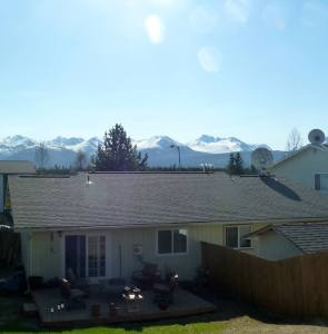 My home in Anchorage