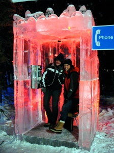 Ice Art, Fairbanks, AK