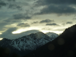 Turnagain Arm View