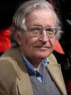 Noam Chomsky via google