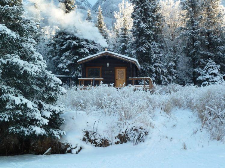 Barber Cabin, Russian Lakes Trail