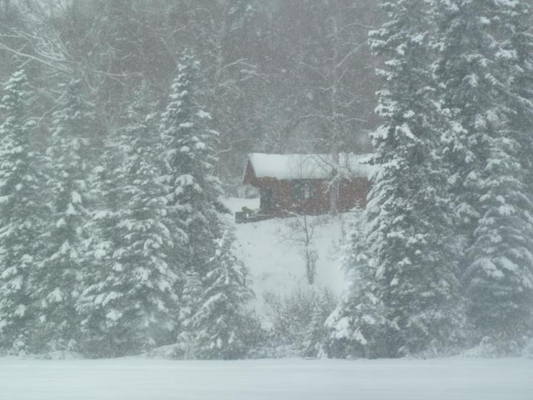 James Lake Cabin