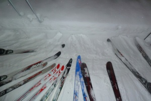 Group Ski Fun!