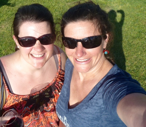 Do you fancy wine? My sister and I enjoying the 6th annual Tybee Wine Festival-it was awesome!