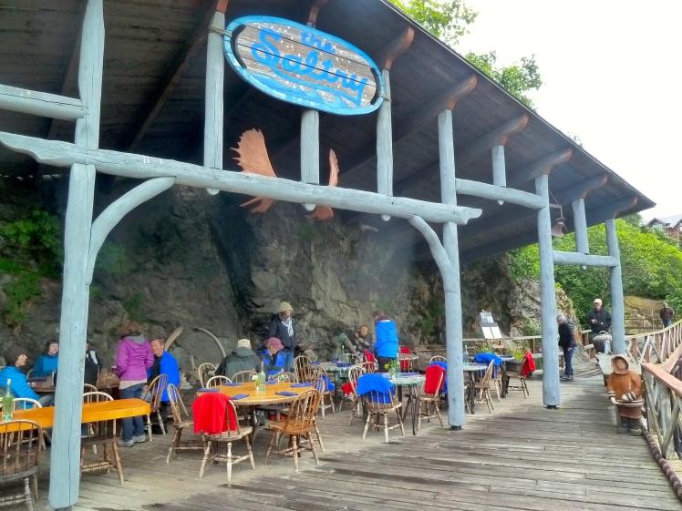 The Saltry restaurant