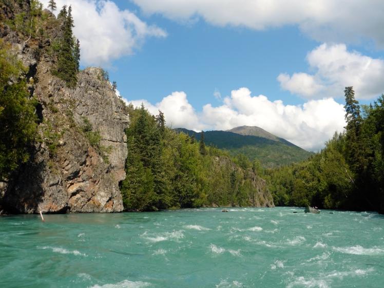 Canyon Floating