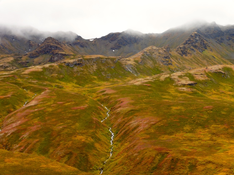 Hatcher Pass Area