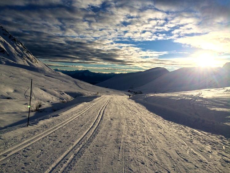 Hatchers Pass, Independence Mine, Alaska