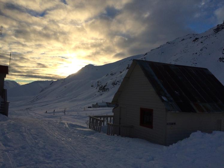 Hatcher Pass, Independence Mine, AK