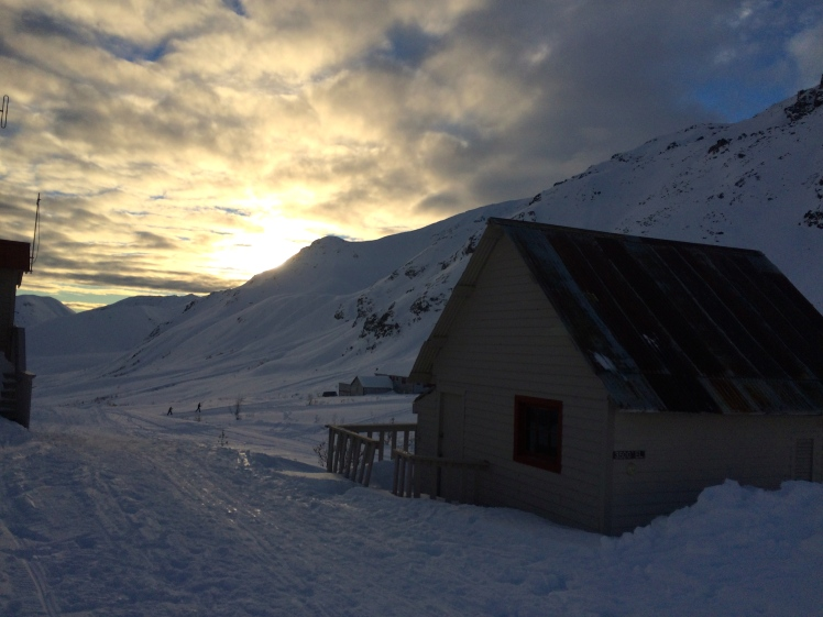 Hatcher Pass, Independence Mine, AK