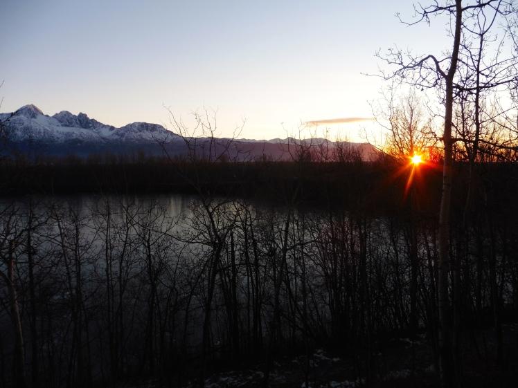 Echo Lake, Palmer, AK