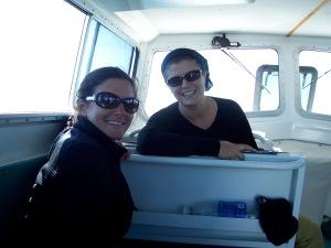 2007 with my friend Rebecca