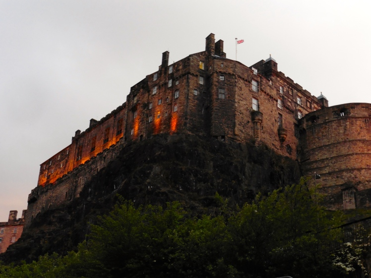 Castle on the Rock, Edinburgh